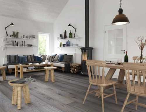 What is a Floating Timber Floor?